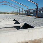 Rosma prefabricados 6000 plazas en Sevilla